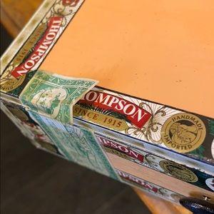 Vintage Bags - Handmade cigar box purse